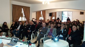Stem Cells meeting in Badghan